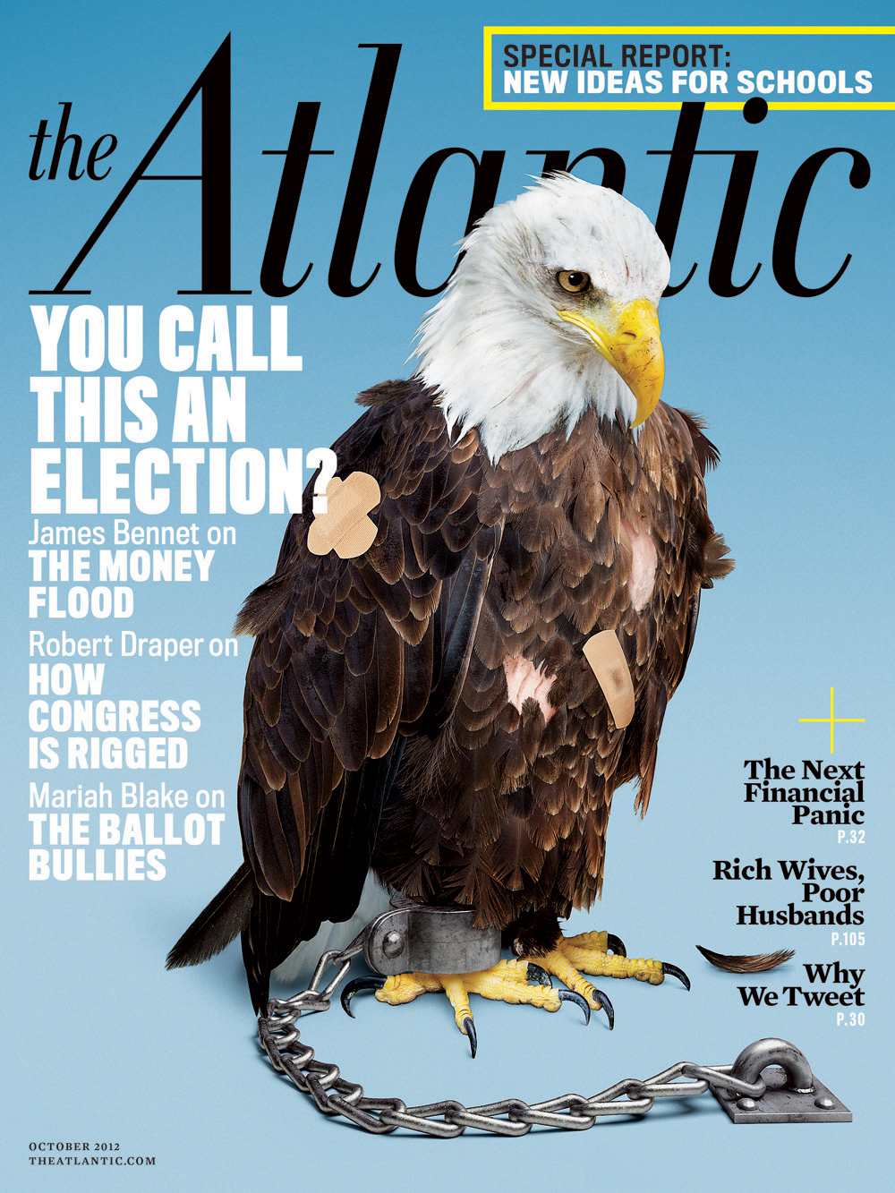 October 2012 Issue  The Atlantic