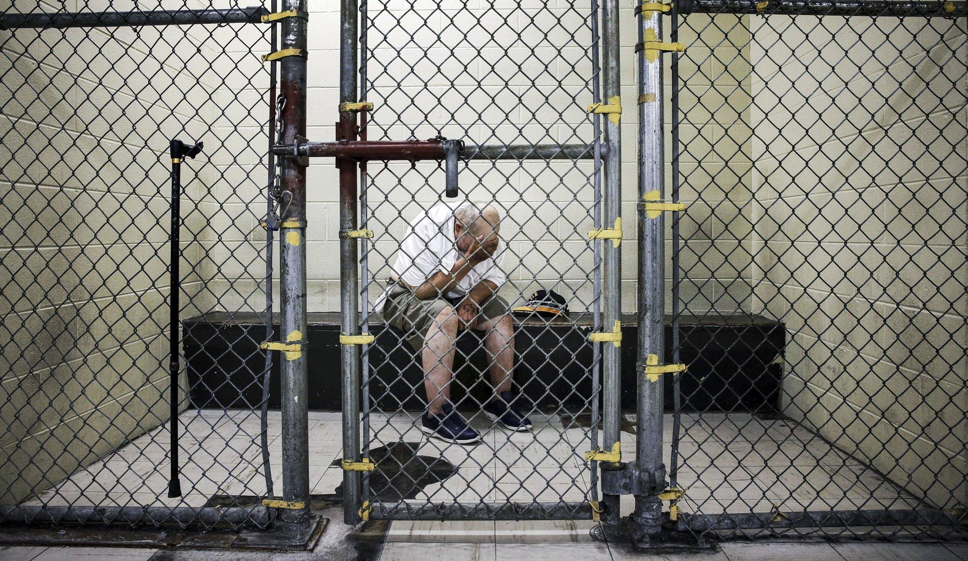 America' Largest Mental Hospital Jail - Atlantic