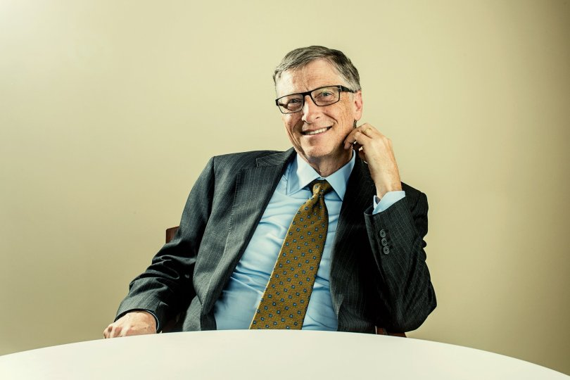 Bill Gates commits his fortune to move the world beyond fossil fuels and mitigate climate change.