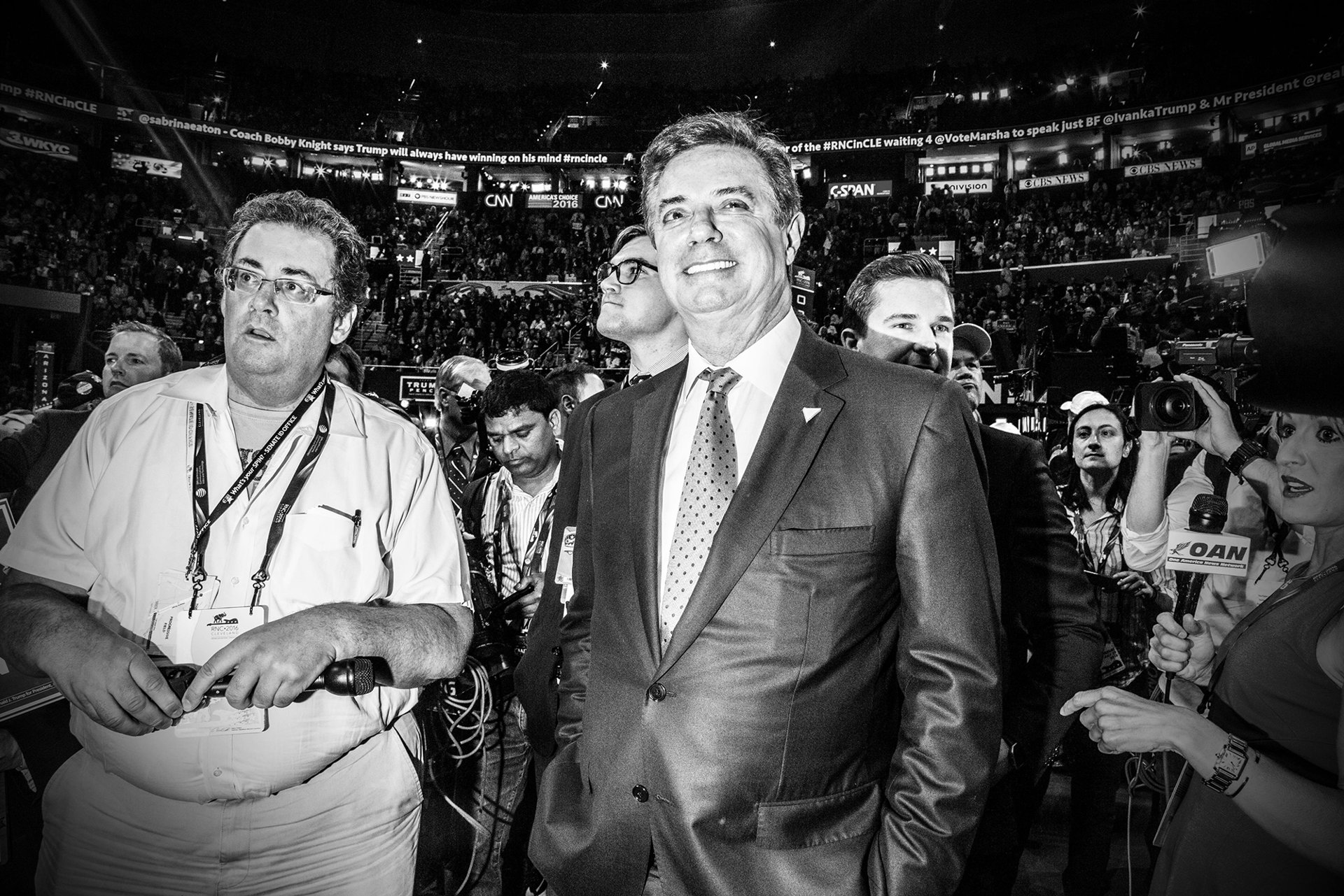 hight resolution of manafort right at the 2016 republican national convention in cleveland mark peterson redux