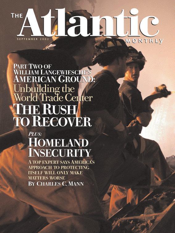 September 2002 Issue  The Atlantic
