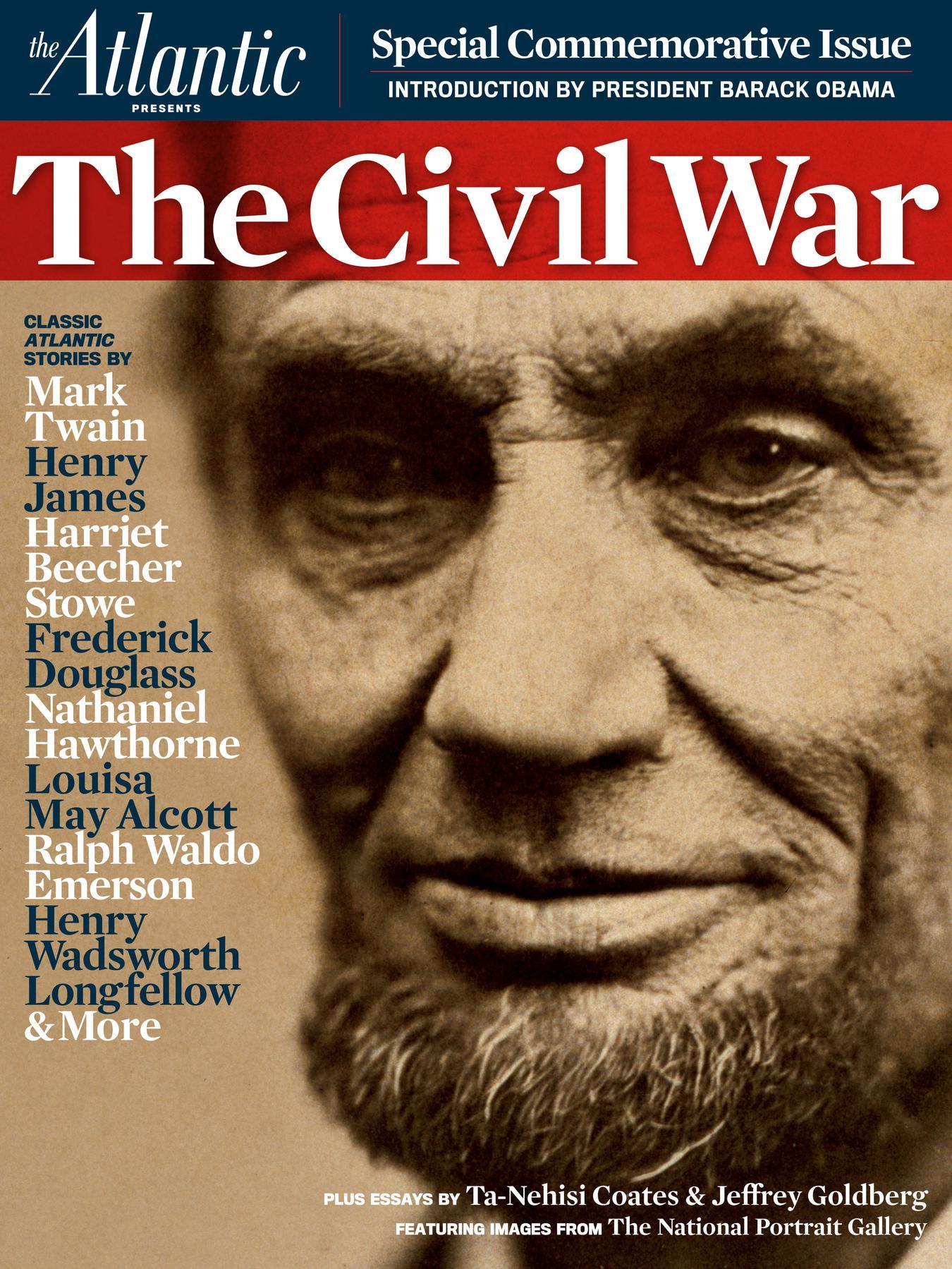 The Civil War Issue  The Atlantic