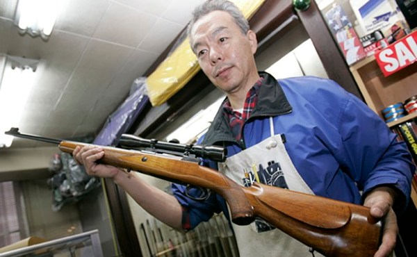 How Japan Has Virtually Eliminated Shooting Deaths The