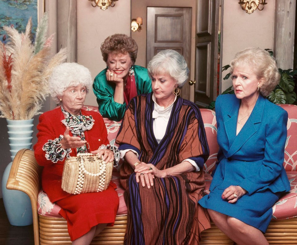 'The Golden Girls' At 30: When The Fifth Character Was A