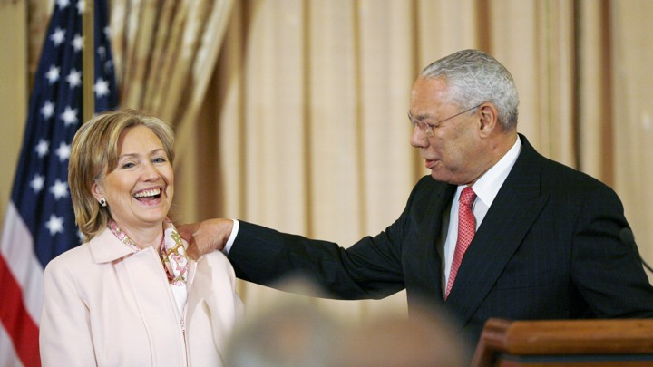 colin powell email hack