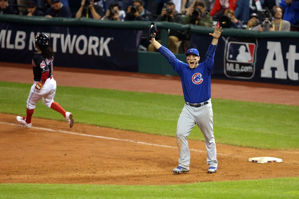 The Most Watched Baseball Game In 25 Years The Atlantic