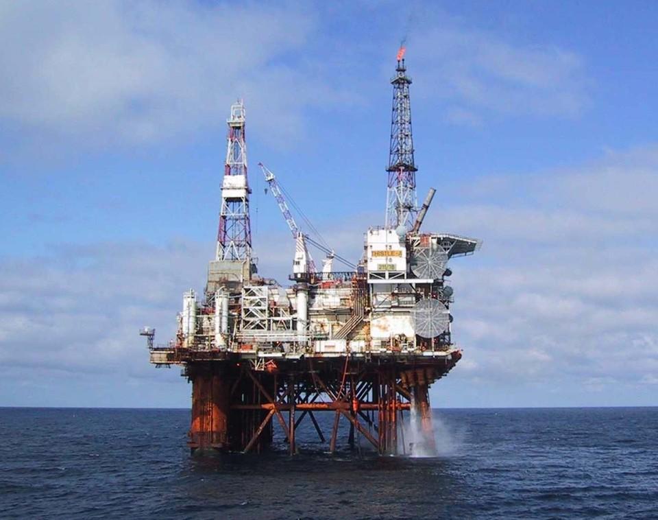 Image result for Oil platform