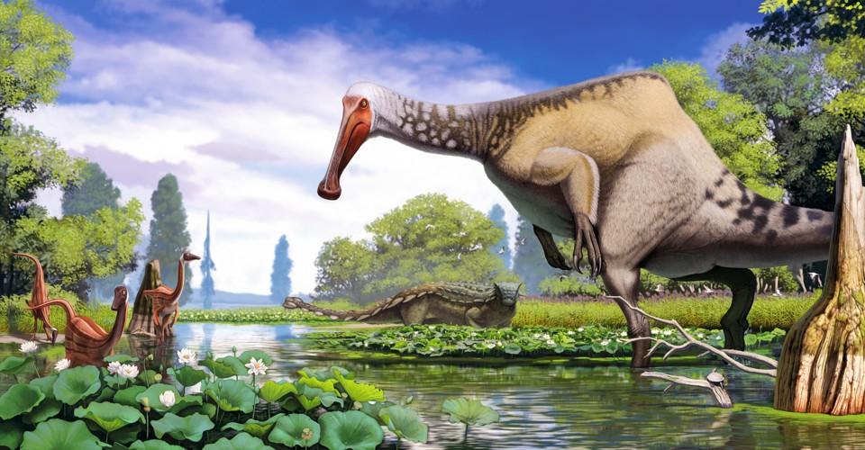 The Prehistoric Wonders Of Paleoart And Dinosaur Art II
