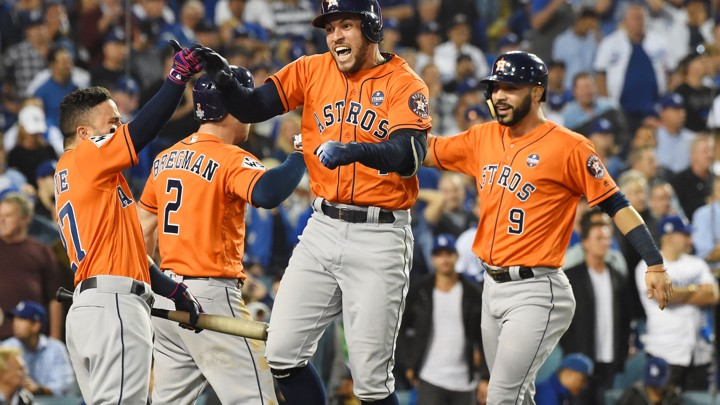 A Houston Astros Win Ends A Wildly Entertaining World