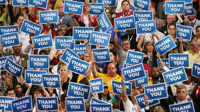 Image result for cheering crowd thank you