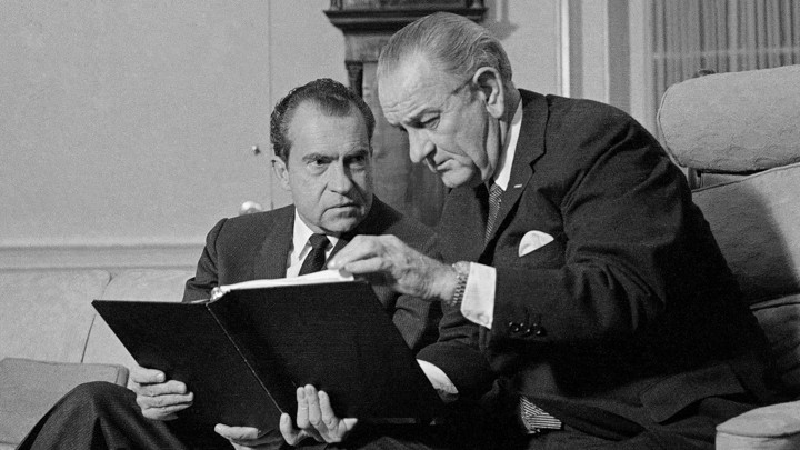 Image result for lbj lies