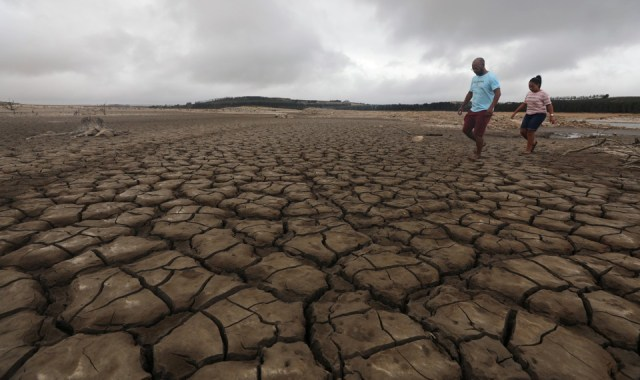 cape town water crisis