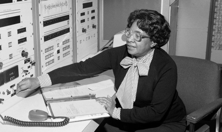 Mary Jackson, NASA's first black female engineer