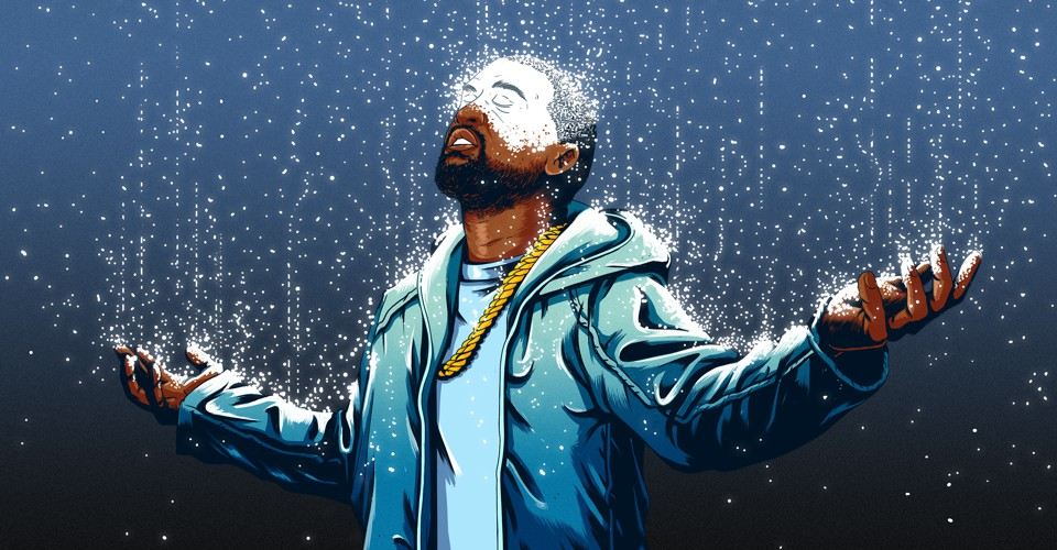 Dreaming About Wallpaper Falling Off Ta Nehisi Coates Kanye West In The Age Of Donald Trump