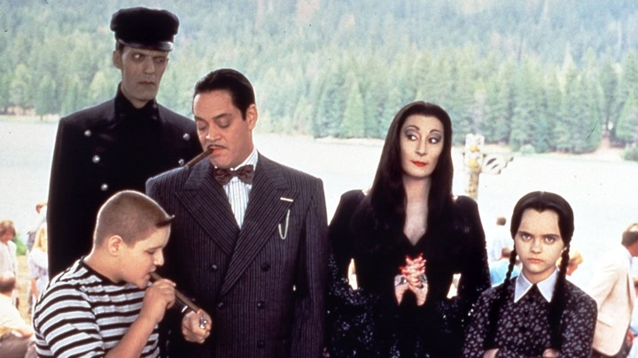 addams family values is