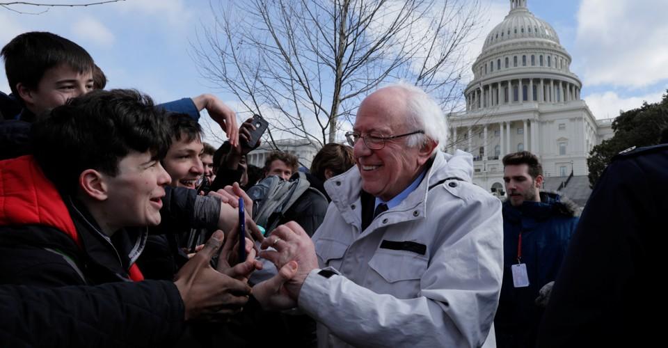 Can Bernie Sanders Beat Donald Trump In The 2020 Race
