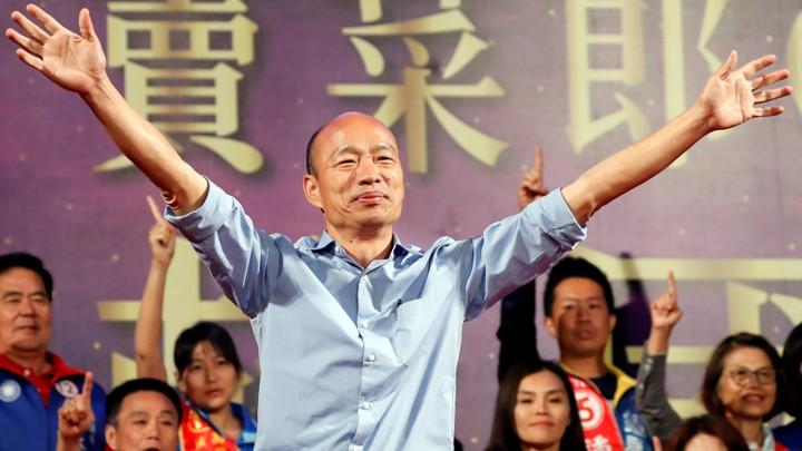 Taiwanese Populist Han Kuo Yu Advances China S Interests