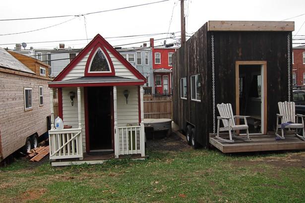 A Tiny House Grows In Washington D C The Atlantic