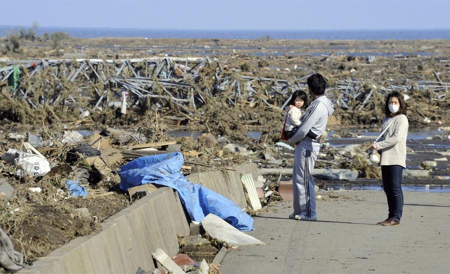 Per Secoli Dei Secoli Il Disastro Di Fukushima Provoca