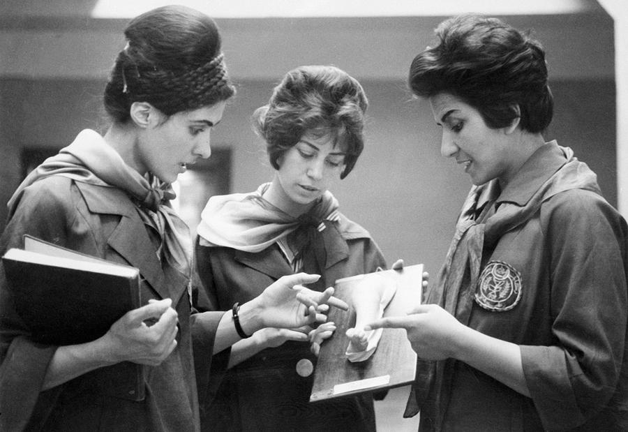 afghanistan in 1950s and 60s