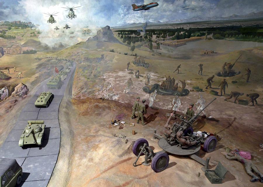The Jihad Museum Afghanistan Remembers the Soviet