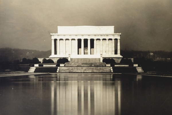 Historic Of Lincoln Memorial - Atlantic