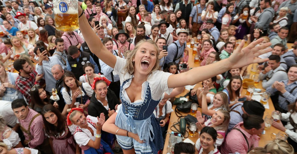 Oktoberfest 2018: Photos From the Opening Weekend - The Atlantic