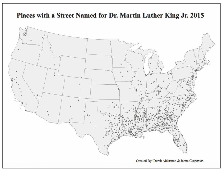 The Ongoing Fight to Revitalize Streets Named After Martin