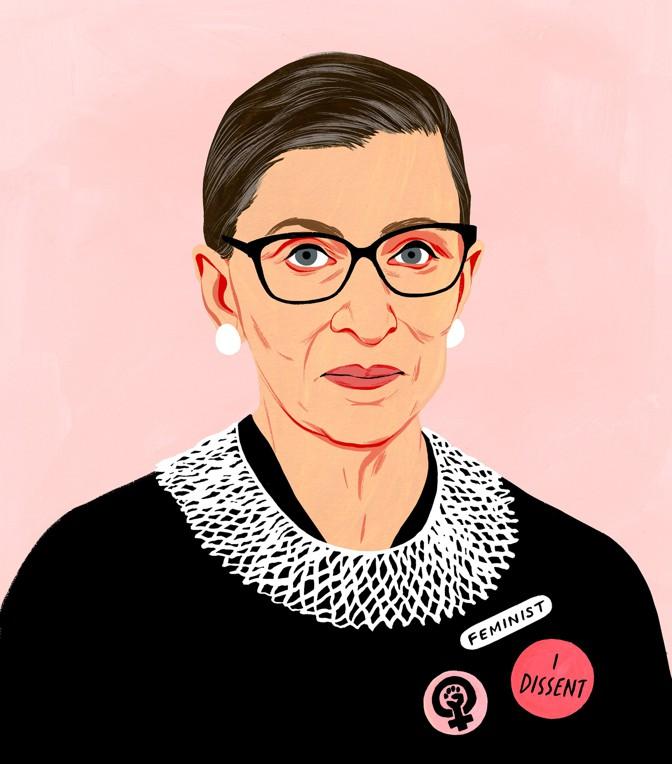 ruth bader ginsburg feminist