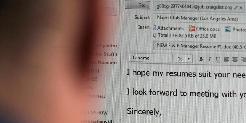 Cover Letter Human Resources