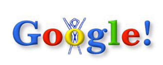Image result for first google doodle