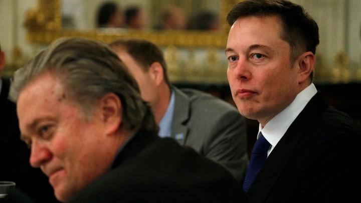 Elon Musk Quits Donald Trump - The Atlantic