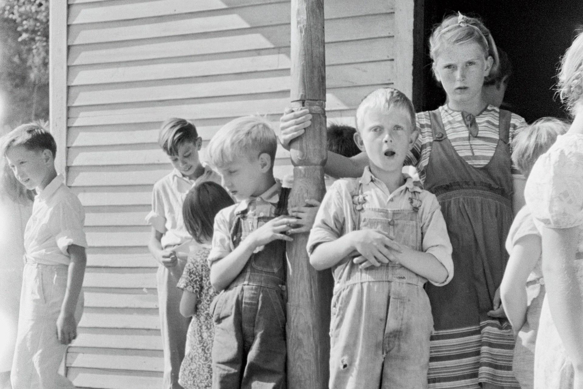 The Despair Of Poor White Americans