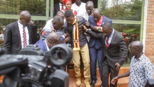 Bobi Wine was Charged With Treason