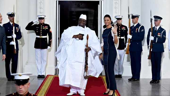 The Gambia's Yahya Jammeh, a Dictator Who Loves the United States - The  Atlantic