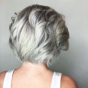 amazing gray hairstyles love