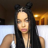Cute Hairstyles For Curly Hair Braids - HairStyles