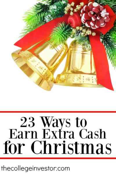 23 Ways To Earn Extra Cash For Christmas