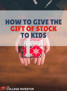 how to give kids
