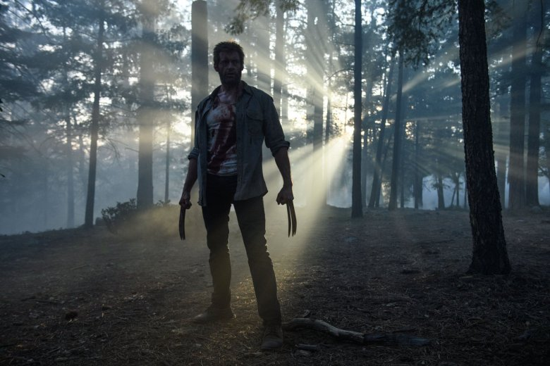 Hugh Jackman in Logan. Photo:Marvel Entertainment