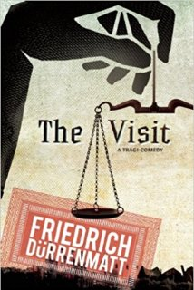 Friedrich Dürrenmatt's play is a subtle but devastating critique of human nature and society. Credit: Amazon, CC BY-SA