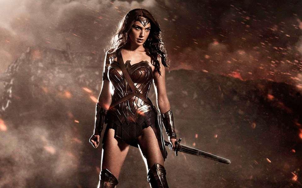 Wonder Woman embodies the male fantasy of warrior women. Photo: Variety.com