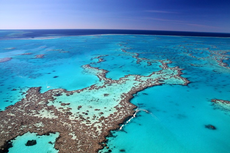Sensors in the Great Barrier Reef shouldn't damage the environment. JC Photo/Shutterstock