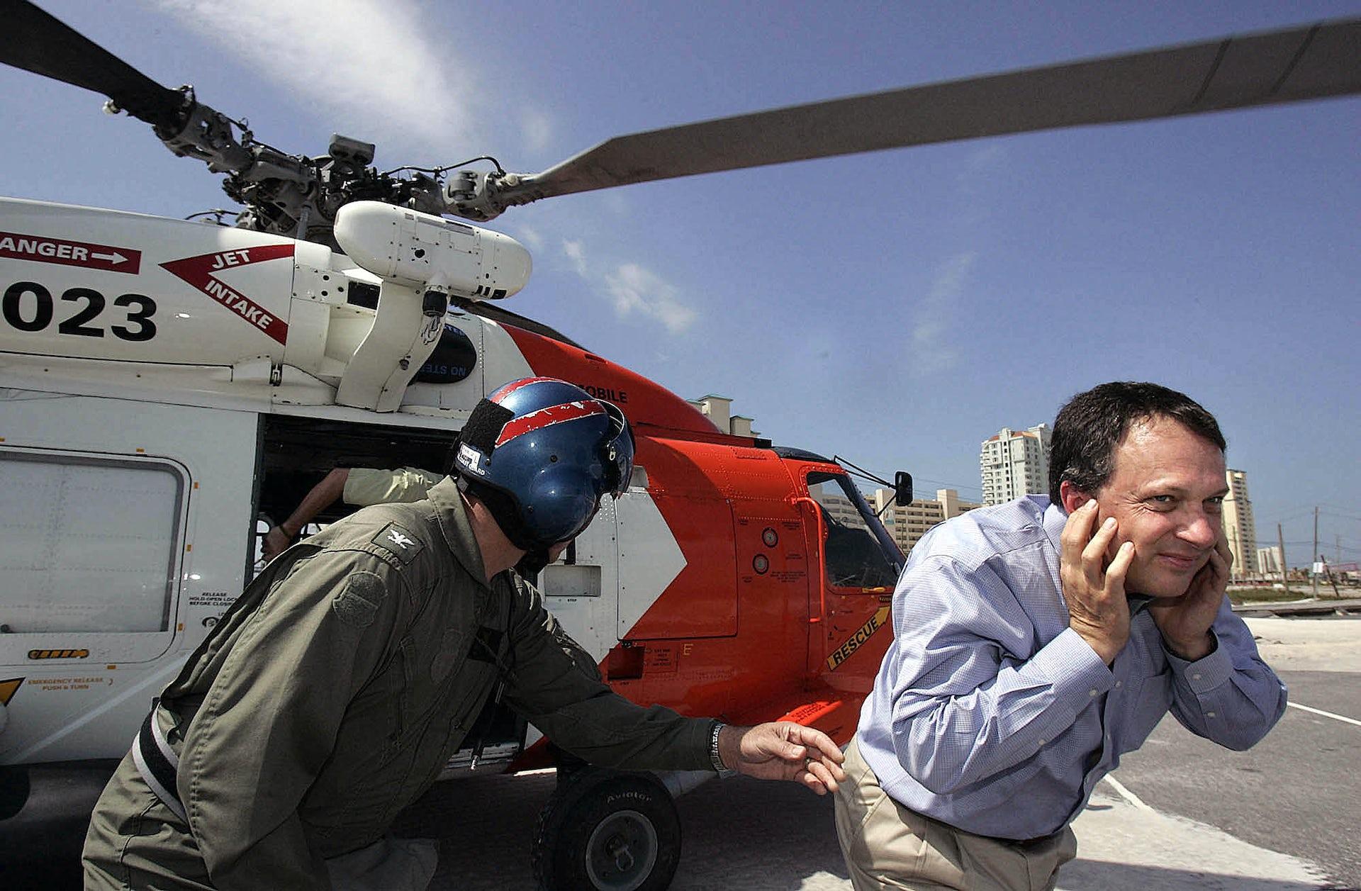 Hurricane Katrina Response Problems