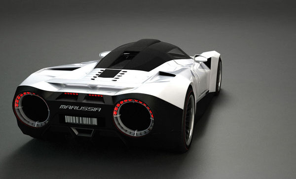 Best Luxury Car Wallpapers Muska The Russian Supercar Concept