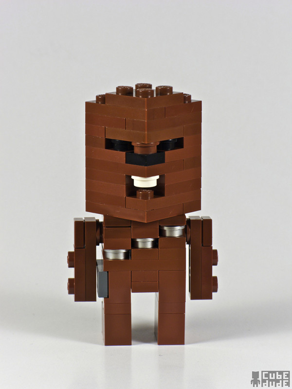 Cubedude Lego Icons From Vader To Robocop