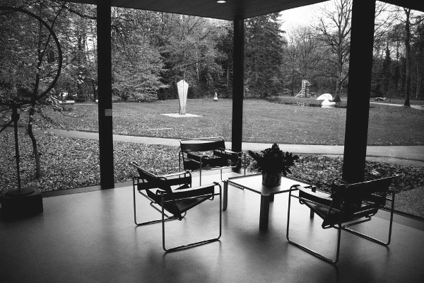 History of Design Wassily Chair by Marcel Breuer