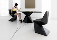 Faceted Design: 10 Crystalline Creations of Future Design