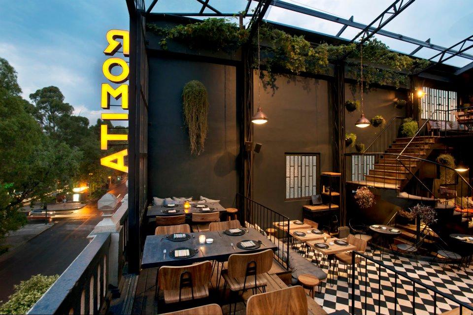 Romita Comedor Restaurant  Mexico City