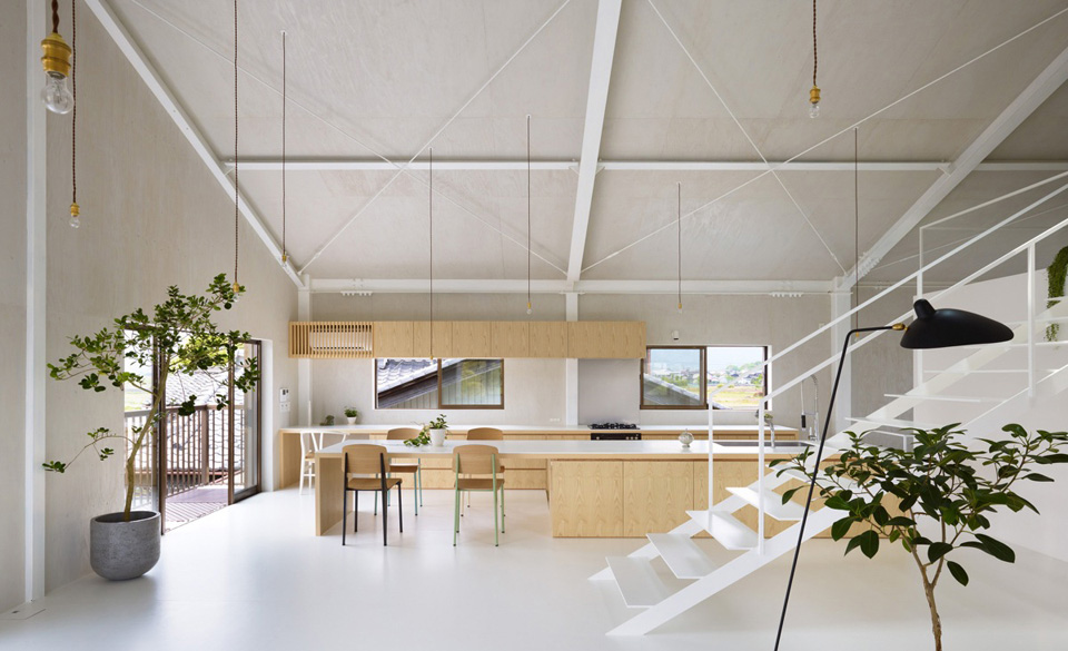 Airhouse Design Office Turn An Old Warehouse Into A Modern